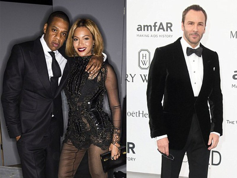 Tom Ford out bids Beyonce