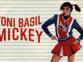 Toni Basil - Mickey - Single Cover