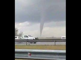 Seond tornado hits Gauteng