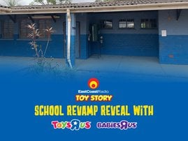 Toy Story Reveal