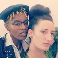Toya Delazy and Alisson Chaig
