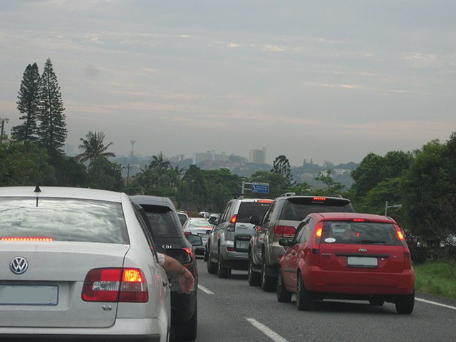 Motorists in a hurry over the Easter weekend