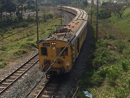 Two killed after train derails near Hillcrest