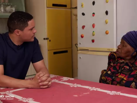 Trevor Noah and his gogo Koko