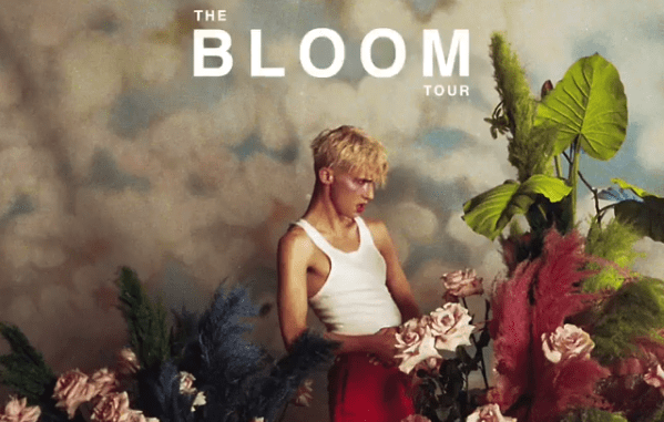 Troye Sivan Bloom tour