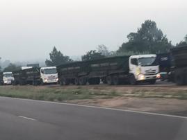 Truckers Thumb