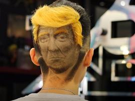trump haircut
