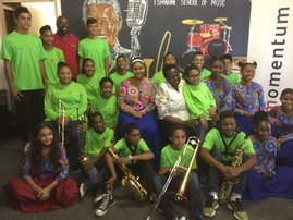 Tshwane School of Music Jazz Band_jacanews