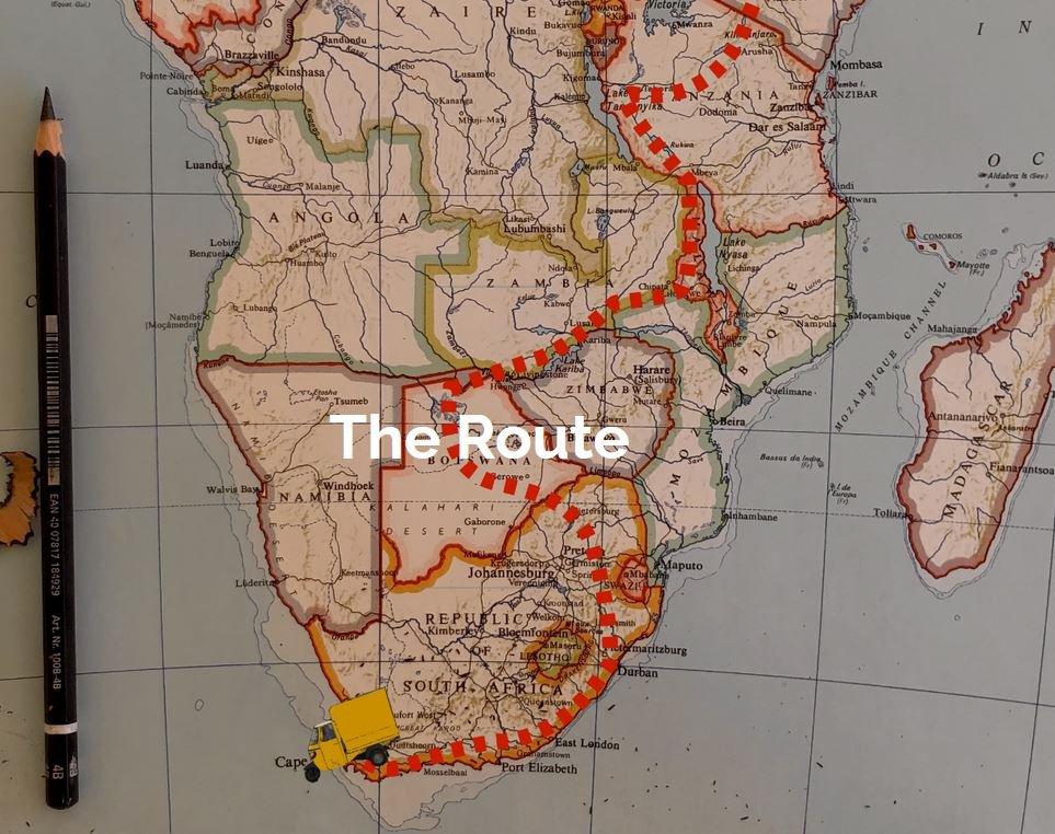 Tuk South route