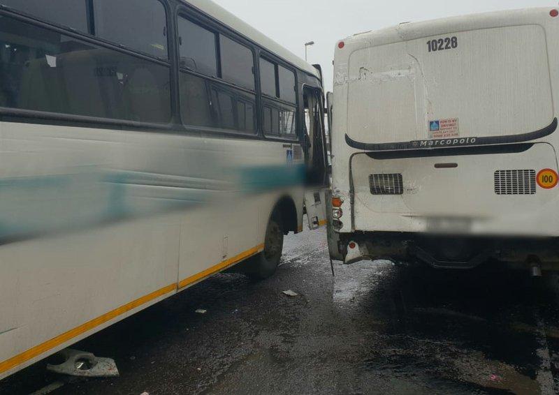 Children among injured in Umgeni Road bus crash