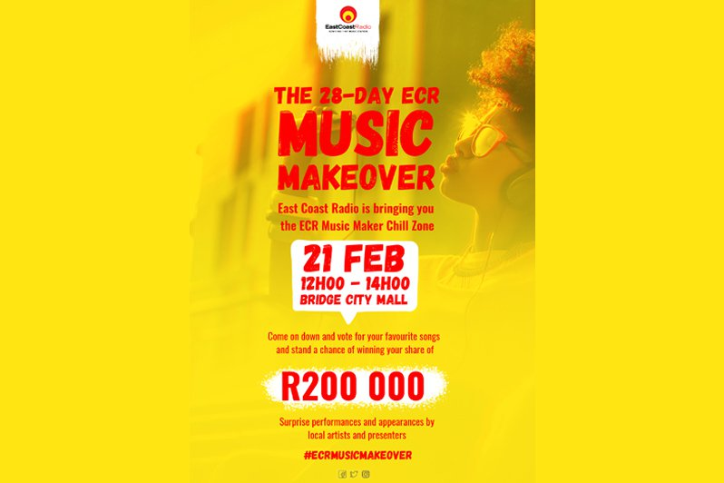 ECR Music Makeover 2019 ACTIVATION_BridgeCity