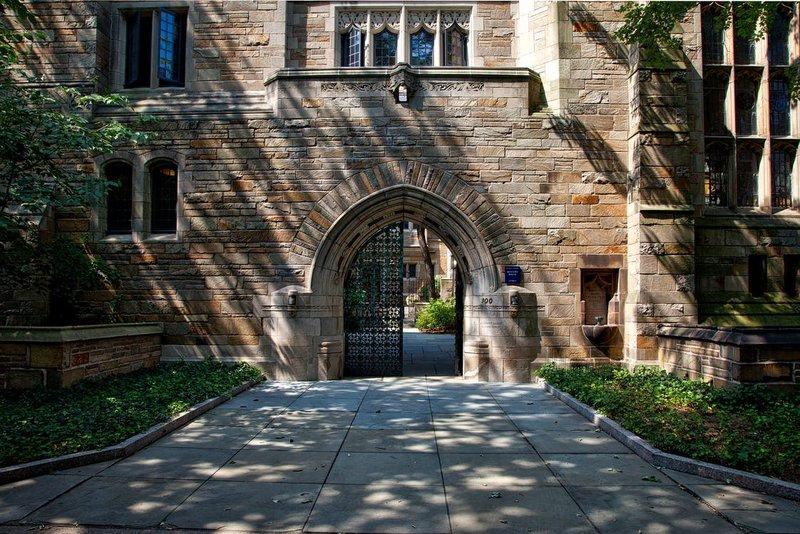 university campus generic
