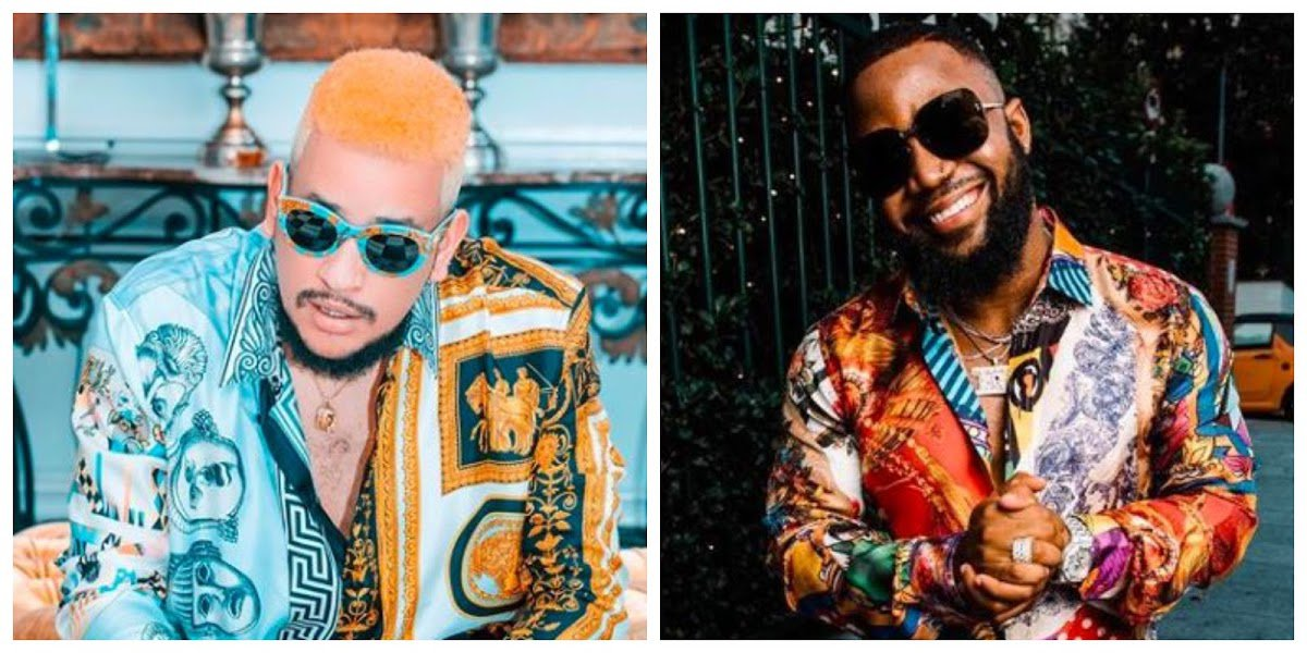 AKA and Cassper Nyovest's 'beef' is the gift that keeps on giving.