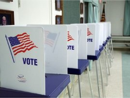 US elections voting polls