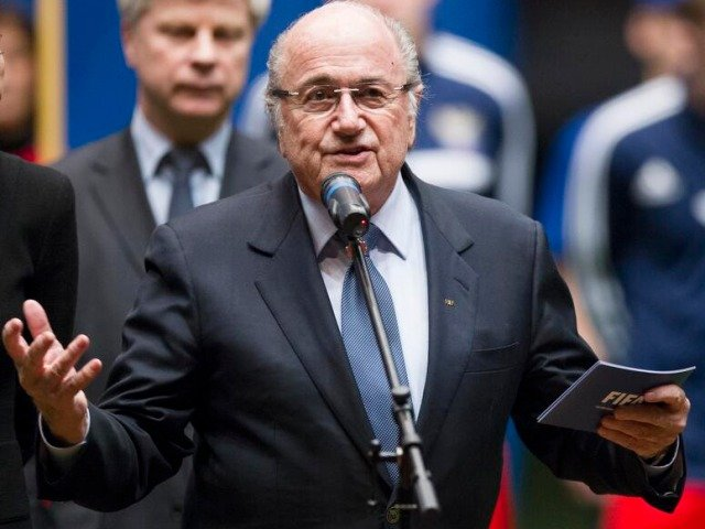 Blatter gives up his IOC seat