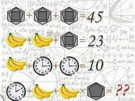 Riddle clock banana