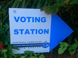 Security structures in place ahead of local elections