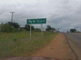 Vuwani sign
