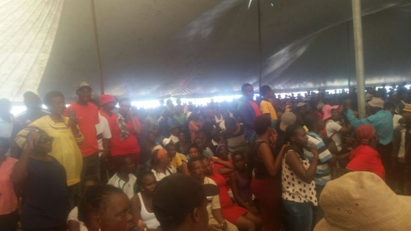 Vuwani residents wait in vain for Zuma