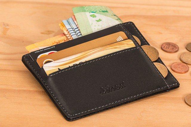 Credit cards - wallet