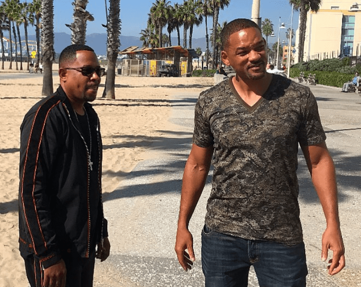 Will Smith and Martin Lawrence 'Bad Boys' 3