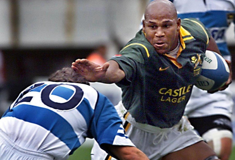 South Africa rugby hero Chester Williams dies aged 49""
