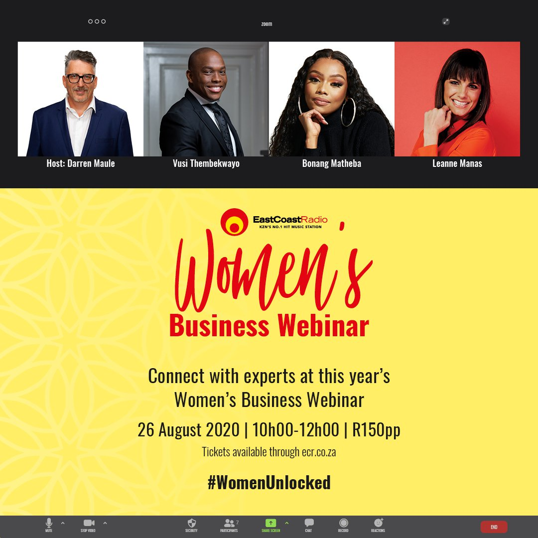 Women's Webinar
