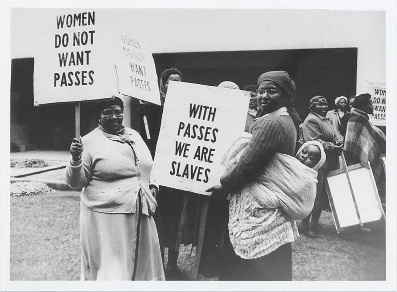 Womens march 1956