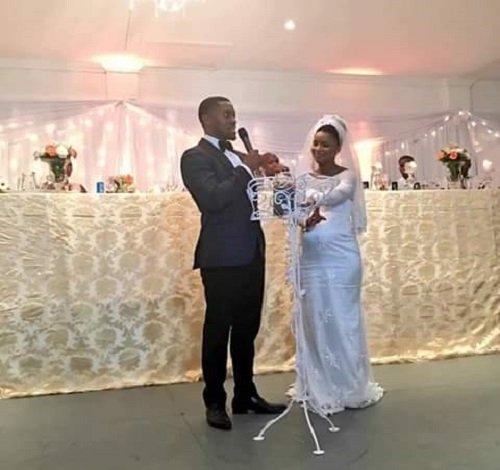 Zizo Beda And Mayihlome Tshwete Say I Do